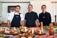 De koks van Hotel Kraja