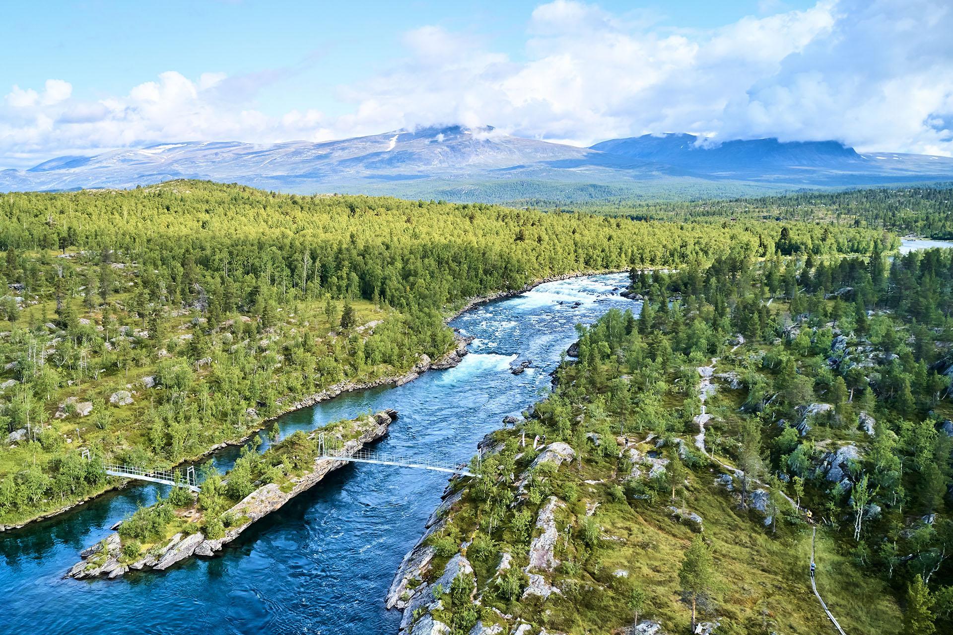 Trailrun Kungsleden